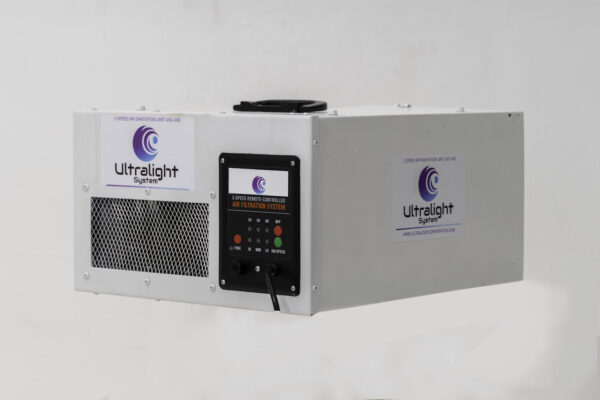 UVC 400 Air Unit (Warehouse Cleaning)